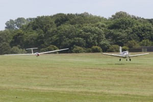 Gliders Being Launched Gallery