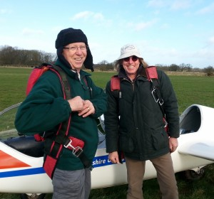 Derek Heaton and Dave Knibbs two of our intrepid instructors